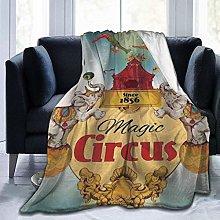 Bed Blanket,Blanket ThrowThrow Blanket Magic