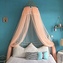 Bed Canopy,Mosquito Net Princess Tent Crown Bed
