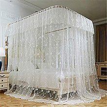 Bed Curtain Mosquito Net Tent Square Netting