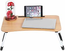 Bed Desk, Bed Tray Table Portable Lap Desk