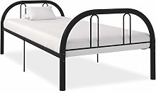 Bed Frame Metal Steel Bed Home Furniture for