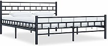 Bed Frame Steel Bed Home Furniture for Bedroom