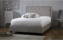 Bed Frame Willa Arlo Interiors Size: Double