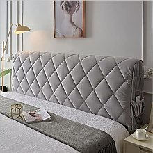 Bed Headboard Cover/Headboard Cover Double Bed
