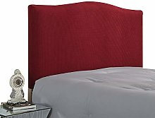 Bed headboard cover protector slipcover for bed