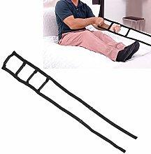 Bed Ladder Assist, Adjustable Bed Rope Ladder,