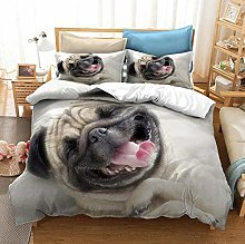 Bed linen 200 x 200 cm bed linen duvet cover 3D