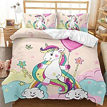 Bed Linen 240 x 260 cm 3D Fashion Cartoon Animal