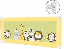 Bed rails- Extra Tall For Toddlers, Foldable For