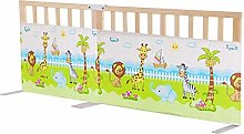 Bed Rails Toddler Bed Guard Baby, Portable Bed
