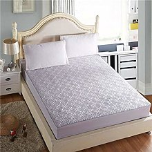 Bed Sheets Double Solid Thicken Mattress Cover