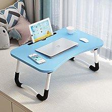 Bed Tray Laptop Table,Folding Laptop Desk,Portable