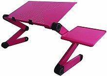 Bed tray table Adjustable Portable Laptop Table