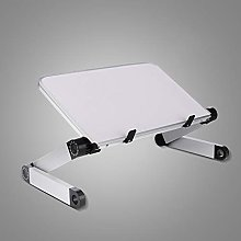 Bed tray table Aluminum Alloy Laptop Portable