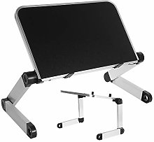 Bed tray table Bed Tray Laptop Stand Lap Desk