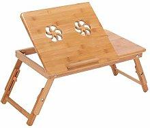 Bed tray table Ergonomics Adjustable Laptop Desk