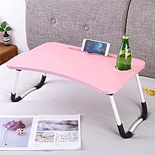 Bed tray table Home Folding Laptop Bed Tray Table