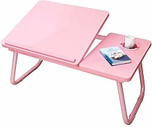 Bed tray table Portable Foldable Lap Desk Stand