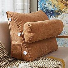Bed Triangular Cushion Chair Bedside Lumbar Chair