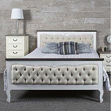 Bedard Kingsize (5') Upholstered Bed Frame