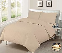 Bedding Care Uk Super Soft Double Mink Brown Latte