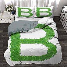 Bedding Cover Kids Baby Boys Children Capital B