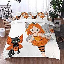 bedding - Duvet Cover Set,Halloween,Halloween Baby