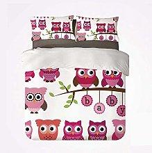Bedding Duvet Cover Set - Nursery Girl Baby Shower