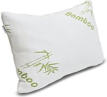 BeddingHome Super Soft Bamboo Memory Foam Quilted