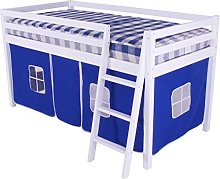 Beddybows CLx1 Cabin Bed Mid Sleeper Loft Bunk