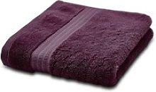 Bedeck 1951 Alessa Bath Towel, Aubergine