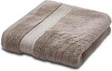 Bedeck 1951 Alessa Bath Towel, Truffle