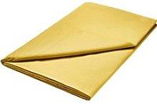 Bedeck 1951 Plain Dye Percale Single Flat Sheet,