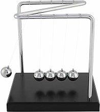 Bediffer Balance Balls Toy, Newtons Cradle