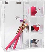 Bediffer Makeup Tool Holder, Makeup Tool Box