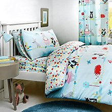 Bedlam Duvet Cover and Two Pillow Cases, 52%