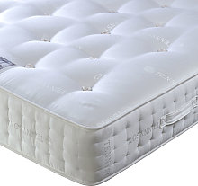 Bedmaster - Tennyson 4000 Twin Pocket Sprung Natural Orthopaedic Mattress Double