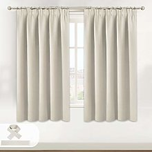 Bedroom Blackout Curtain and Drape - Window