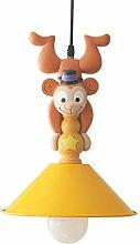 Bedroom Chandelier Children's Monkey Ceiling