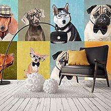 Bedroom Living Room Sofa Background Wallpaper