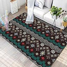 Bedroom Rug,Vinatge Moroccan Artistic Traditional