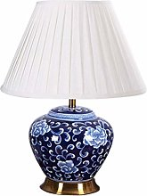 Bedside and Table Lamps-QFF Indoor Ceramic Table