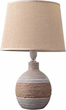Bedside and Table Lamps-QFF Industrial Style Table