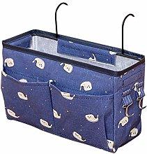 Bedside Hanging Storage Basket,Bedside Storage