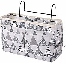 Bedside Hanging Storage, Bed Pockets Baskets