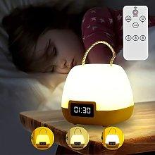 Bedside lamp, LED night light, children's