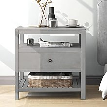 Bedside table,Night Stands, Modern Wooden