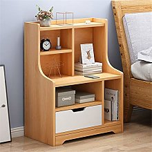Bedside Table Wooden Bedside Table with 1 Drawer