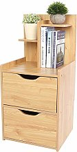Bedside Table,Wooden Chest of Drawers Household