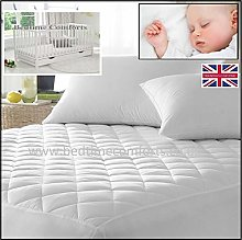 Bedtime Comforts Ltd COT BED/TRAVEL COT BED FITTED